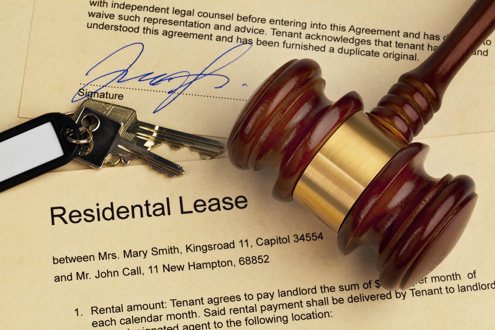 Landlord - Tenant Disputes